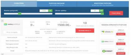 Porównywarka Pożyczek i Kredytów  na Fook