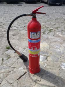 Skup gaśnic i butli po gazach technicznych