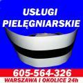 Usługi pielęgniarskie Warszawa i okilice