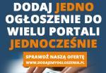 Dodaj ogłoszenie do WIELU portali jednocześnie Nowoczesny marketing ,reklama online